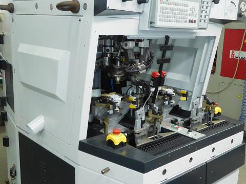 CARDAINCOLLA BDF CD3 DR - AUTOMATIC ROUGHING CEMENTING MACHINE 41/17
