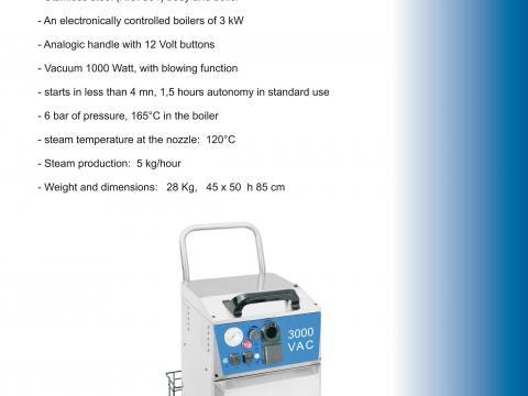 Compact 3000 VAC