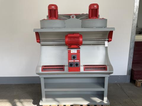 SPAZZOLATRICE VOLBER 440/17 - BRUSHING MACHINE 440/17