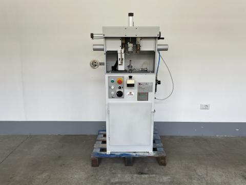 APPLICA SOTTOPIEDI ALLA FORMA SABAL 8001 MATR. 01 130 3 - MACHINE FOR FIXING THE INSOLE SABAL 8001