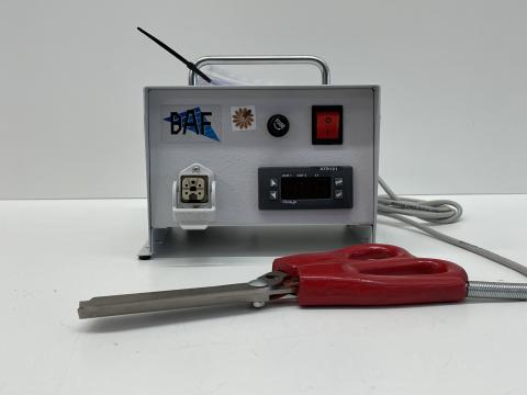 FORBICE ELETTRICA BAF 6550 90/20 - ELECTRIC SCISSORS BAF 6550 90/20